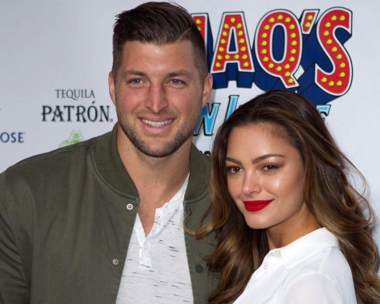 Tim Tebow Opens Up About Demi Leigh Nel Peters Engagement I Had To