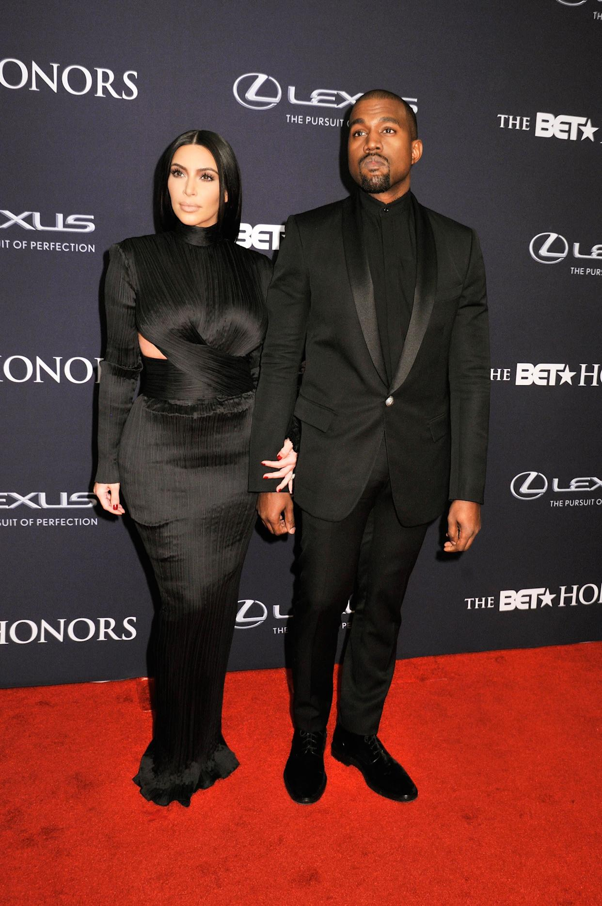 At the BET Honors 2015 on January 24 in Washington, D.C.