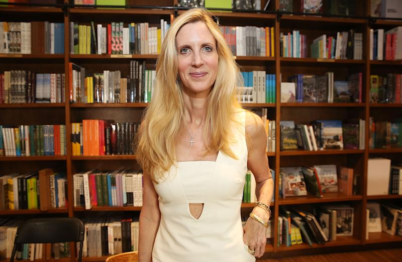 'Worst Airline in America.' Ann Coulter Is Not Happy That Delta Changed Her Seat
