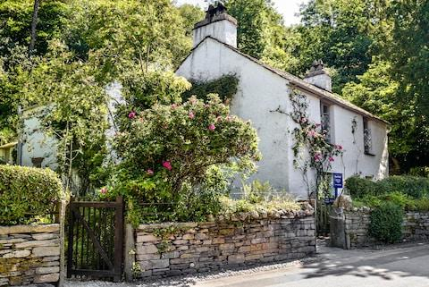 Dove Cottage - Credit: getty