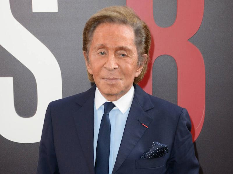Valentino and Diane von Furstenberg pay tribute to designer Emanuel Ungaro