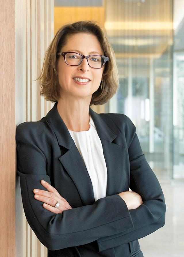 <p>No. 4: Abigail Johnson, Chairman and CEO, Fidelity Investments<br>The 55-year-old took over as chariman from her father in 2016, and is currently working on lowering fees on passive pr and allowing account holders to track Bitcoin investments, says <em>Fortune</em>.<br>Company Financials (2016, or most recently completed fiscal year)<br>Revenues ($M) – Unknown<br>Profits ($M) – Unknown<br>Market Value as of 9/14/17 ($M) – Unknown<br><br>(Courtesy Fidelity) </p>