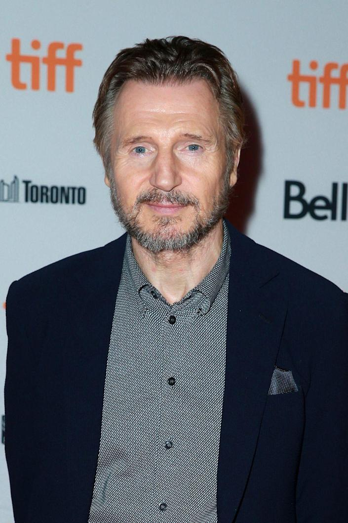 <p>Actor Liam Neeson was born William John Neeson. He shortened his first name to Liam before he made it big.</p>