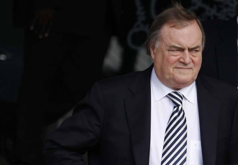 John Prescott served as the deputy prime minister (Picture: Reuters)