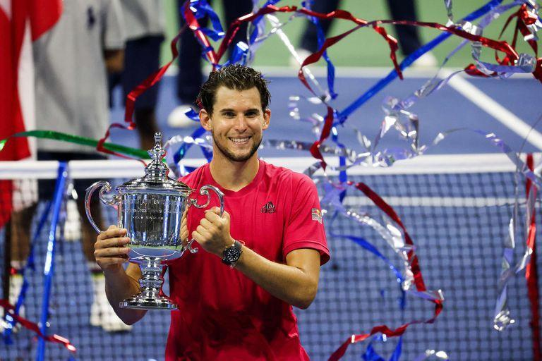 Dominic Thiem ganador del US Open