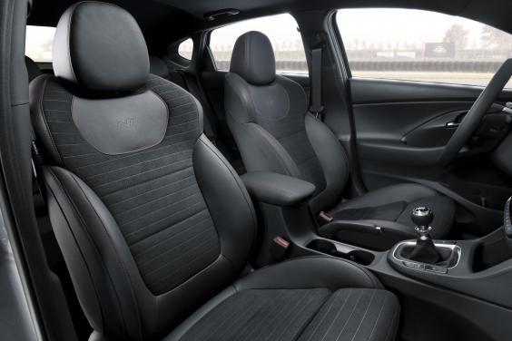 The seats are exceptionally comfortable (Hyundai)