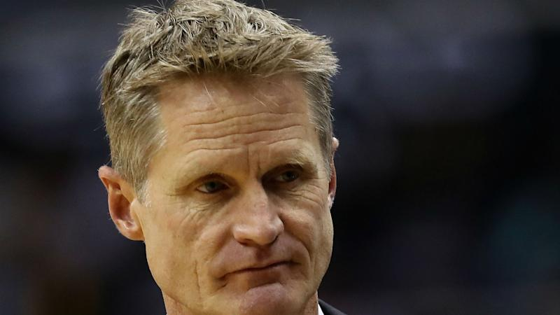 Warriors coach Steve Kerr expected to miss rest of Blazers series with scary illness