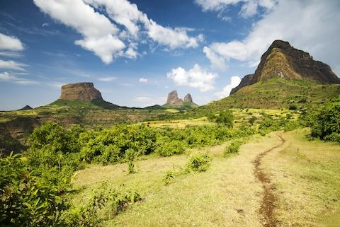Simien Mountains National Park - Credit: Eva Mencnerova - Fotolia