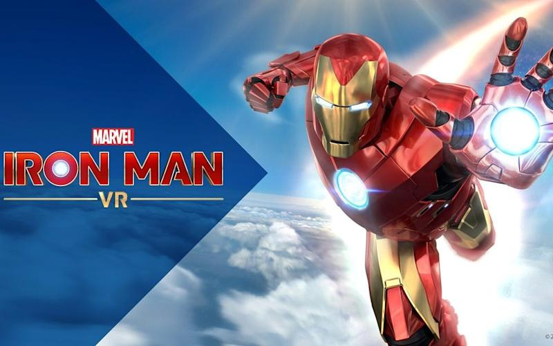 Marvel's Iron Man VR update adds new modes, weapons, and more