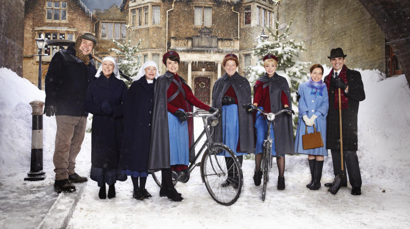 'Call The Midwife' has been declared winner of the Christmas Day ratings battle, following the release of consolidated viewing figures.