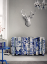 """<p>Boca do Lobo has made a major name for their highly exclusive luxury items, like the stunning <a href=""""https://www.bocadolobo.com/en/limited-edition/sideboards/heritage/"""" rel=""""nofollow noopener"""" target=""""_blank"""" data-ylk=""""slk:Heritage Sideboard"""" class=""""link rapid-noclick-resp"""">Heritage Sideboard</a>. Their collections are fully of artfully designed pieces like this one. </p><p><a class=""""link rapid-noclick-resp"""" href=""""https://www.bocadolobo.com/en/products/"""" rel=""""nofollow noopener"""" target=""""_blank"""" data-ylk=""""slk:Shop"""">Shop</a></p>"""