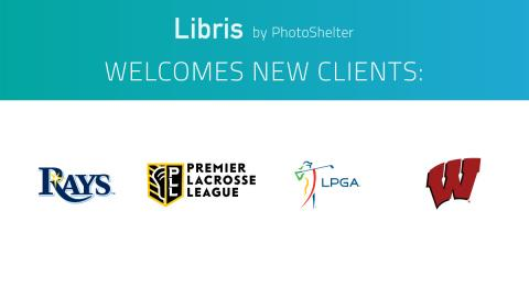 The Tampa Bay Rays Join Libris by PhotoShelter's Roster of High-Profile Clients Across Athletics and Professional Sports