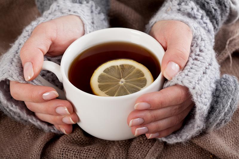 Lemon water is an immune booster [Photo: Getty]