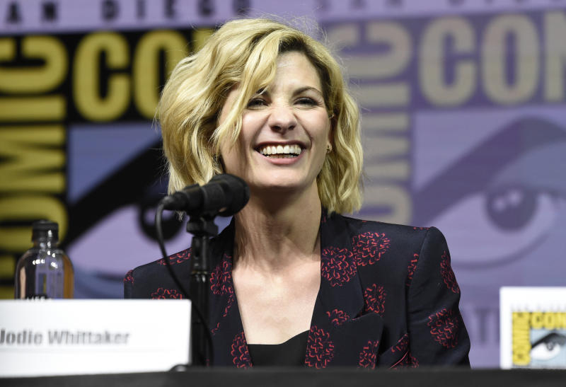 First Female 'Doctor Who' Jodie Whittaker Debuts To Rave Reviews