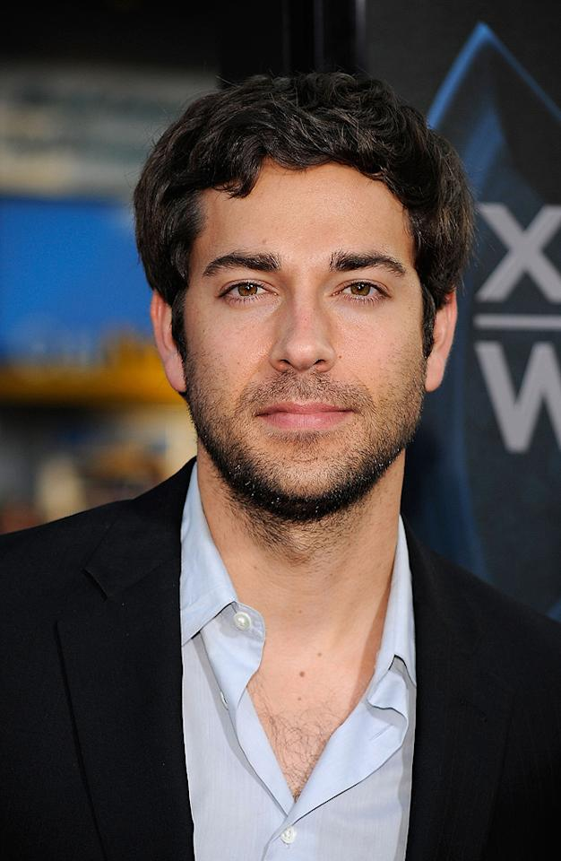 """<a href=""""http://movies.yahoo.com/movie/contributor/1808421073"""">Zachary Levi</a> at the Los Angeles premiere of <a href=""""http://movies.yahoo.com/movie/1808665084/info"""">X-Men Origins: Wolverine</a> - 04/28/2009"""