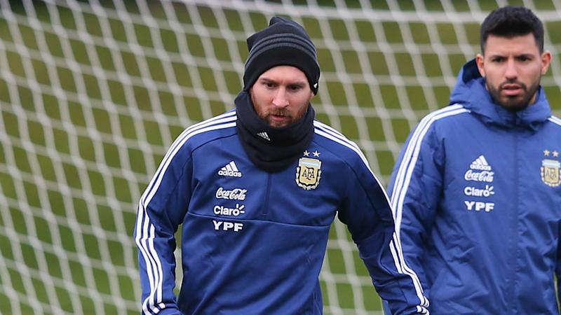 Messi has had hamstring injury for 'some time'