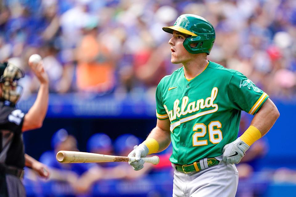 Matt Chapman is hitting .211 through 150 games after finishing in the top-10 in MVP voting in 2018 and 2019.
