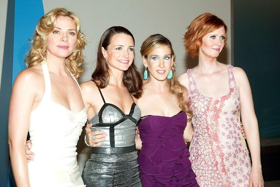 """<p>Back in 2004, Cattrall appeared on <em><a href=""""http://www.digitalspy.com/tv/ustv/news/a17578/pay-dispute-ended-sex-and-the-city/"""" rel=""""nofollow noopener"""" target=""""_blank"""" data-ylk=""""slk:Friday Night With Jonathan Ross"""" class=""""link rapid-noclick-resp"""">Friday Night With Jonathan Ross</a></em>, where she admitted money was part of the reason the show ended. """"I felt after six years it was time for all of us to participate in the financial windfall of <em>Sex and the City</em>,"""" she said. """"When they didn't seem keen on that I thought it was time to move on."""" At the time, the show did not move forward with a seventh season or a movie.</p>"""