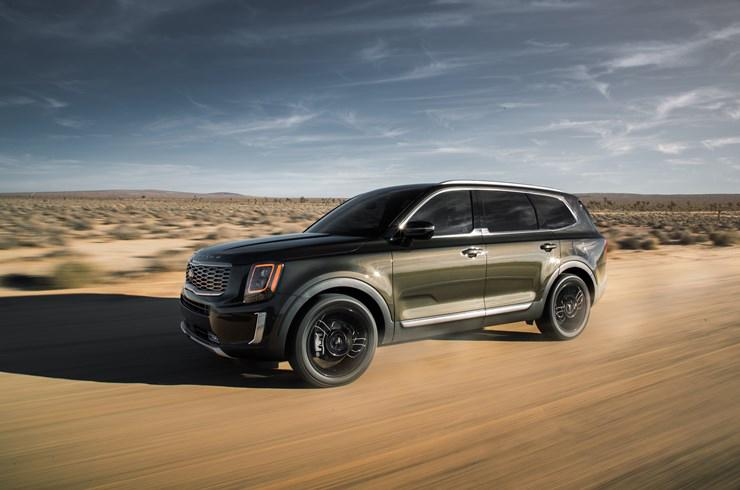 The All-New 2020 Telluride, Kia's Flagship Vehicle is Assembled in West Point, GA