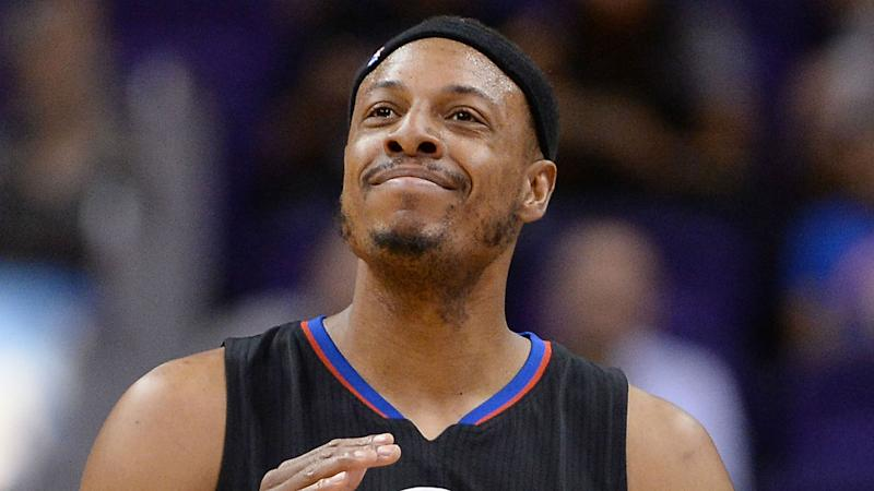 Paul Pierce takes another swipe at LeBron James by saying Heat 'underachieved'
