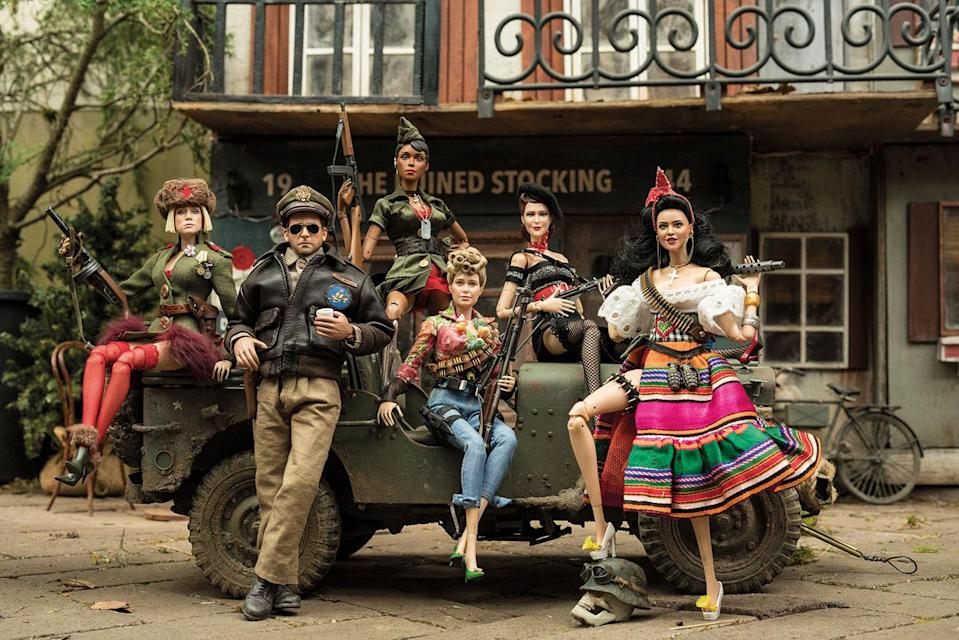 The inhabitants of Marwen (Universal)