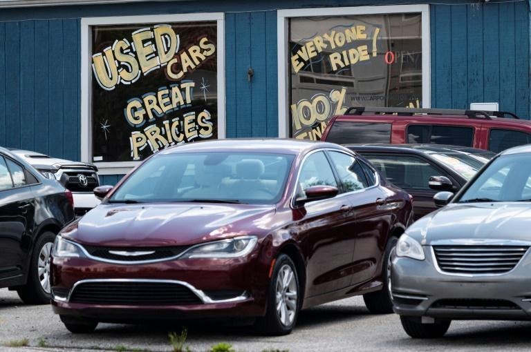 A spike in used car prices has fueled much of the sharp increase in US inflation and complicated the Federal Reserve's policy deliberations