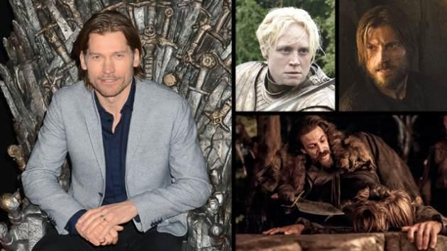 AccessHollywood.com speaks to Nikolaj Coster-Waldau about Jaime's big event in Episode 303 -- HBO/Helen Sloan/Getty Images