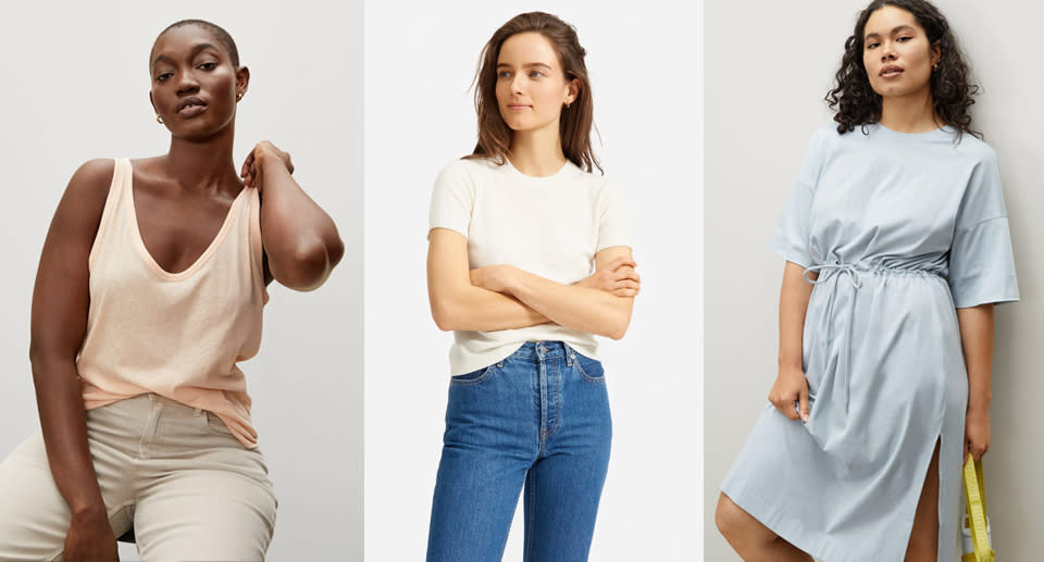 Save up to 60% on Everlane's top sale styles.