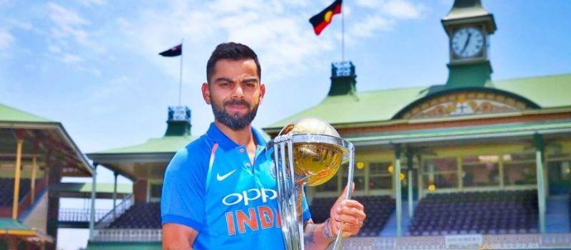 India will be strong contenders for the World Cup.