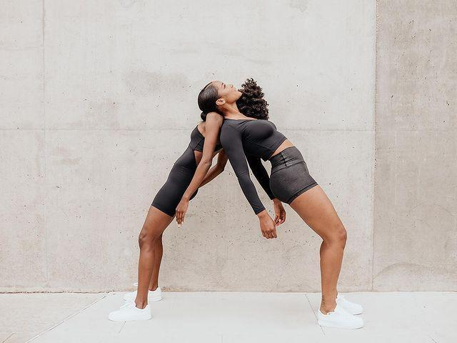 """<p>From the skilled craftsmanship to the brand's signature four-ply fabric, Solely Fit's activewear is made with both luxury and comfort in mind. </p><p><a href=""""https://www.instagram.com/p/CGqT8ubgMgX/"""" rel=""""nofollow noopener"""" target=""""_blank"""" data-ylk=""""slk:See the original post on Instagram"""" class=""""link rapid-noclick-resp"""">See the original post on Instagram</a></p>"""