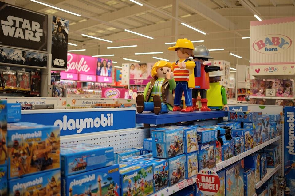 Toys R Us has launched a big sale (Leon Neal/Getty Images)