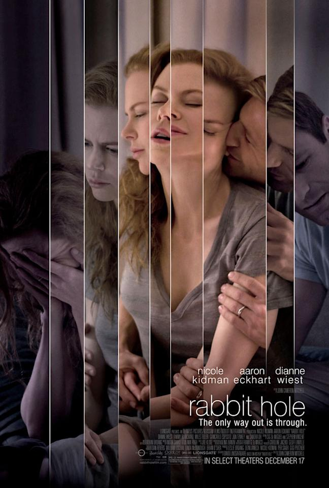 "Lionsgate's <a href=""http://movies.yahoo.com/movie/1810089784/info"">Rabbit Hole</a> - 2010"