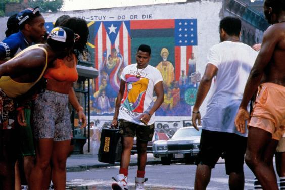 Bill Nunn in 'Do the Right Thing' (Moviestore/Rex)
