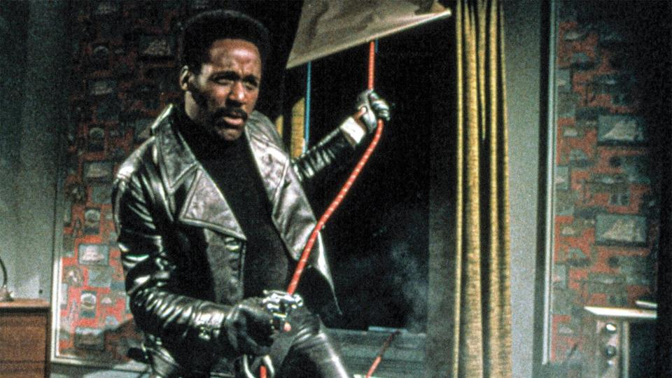 Richard Roundtree as John Shaft in the 1971 film - Credit: Courtesy Everett Collection