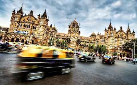 Manchester to Mumbai, pictured, is pencilled in for a May return - Credit: istock