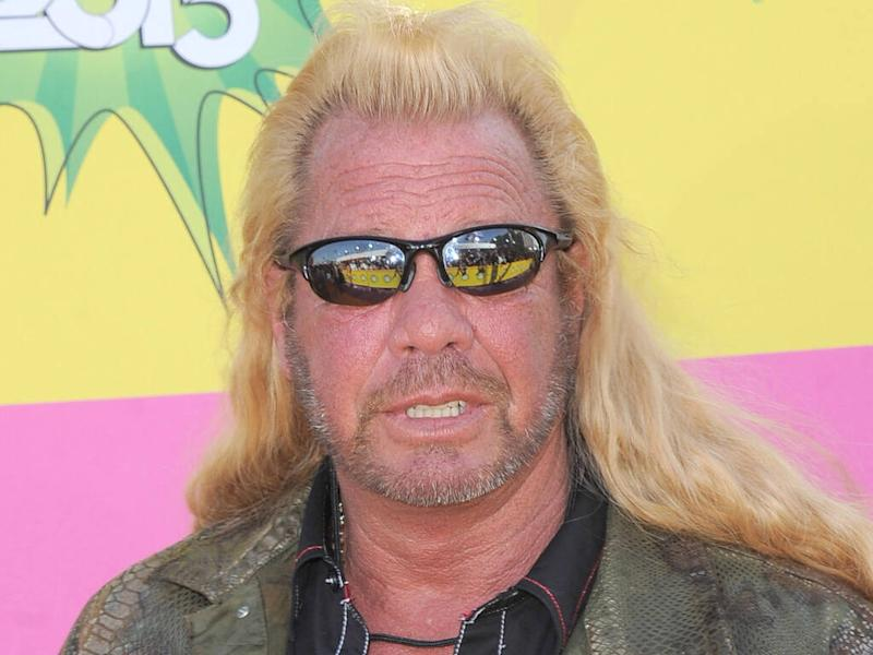 Dog the Bounty Hunter diagnosed with a life-threatening heart condition