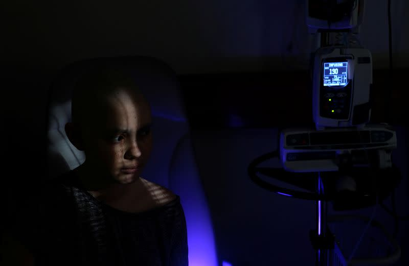 The pandemic, a deadly cancer and my 14-year-old daughter