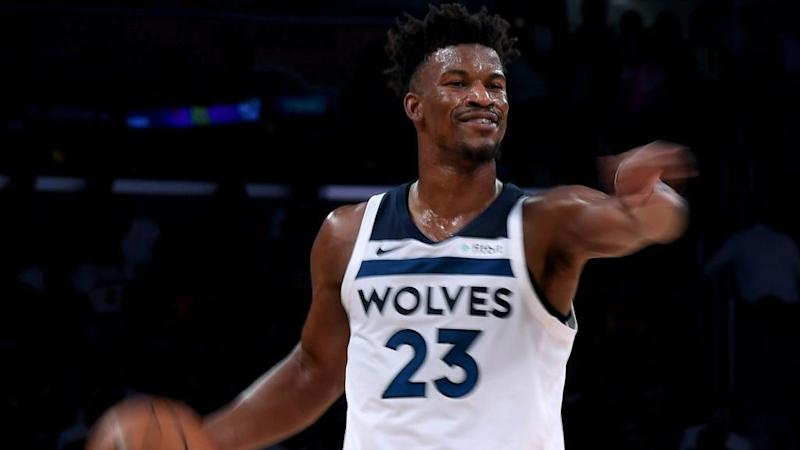 Jimmy Butler Says He Only Took One Shot During Infamous Timberwolves Practice