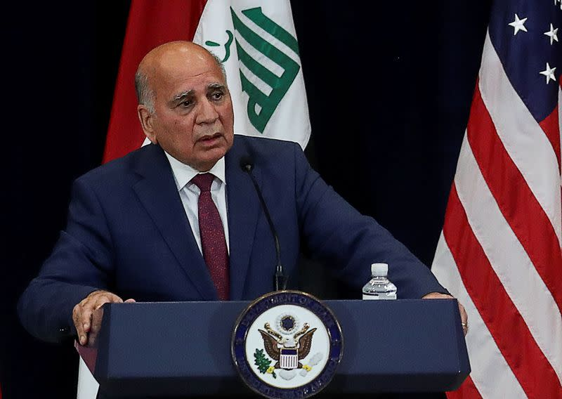 Iraq, Chevron seen signing deal Wednesday - Iraqi foreign minister