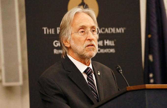 Recording Academy President Neil Portnow Is Stepping Down Next Year