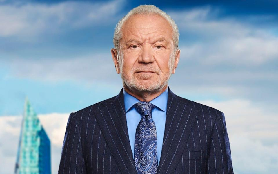 Exclusive Lord Sugar interview: 'You can't force the big clubs to give out shares to fans' - BBC