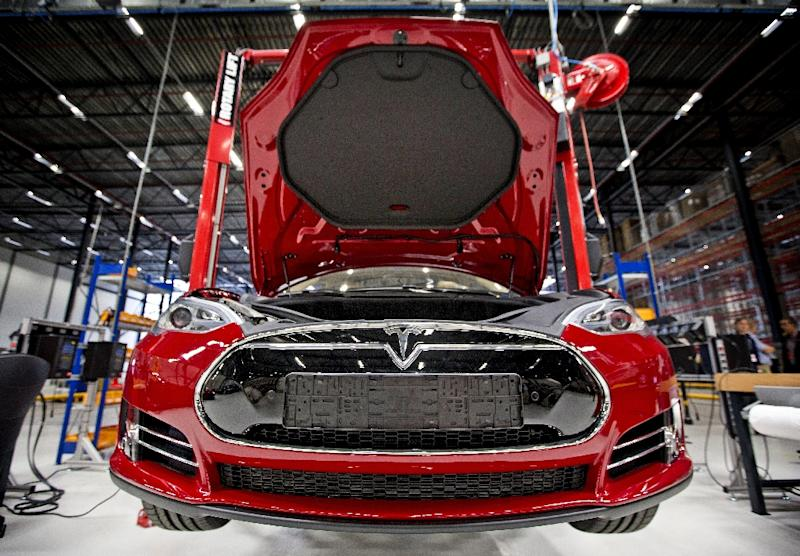 Tesla is cutting seven percent of its workforce