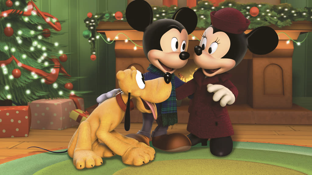 """Mickey's Twice Upon a Christmas"" on ABC Family 