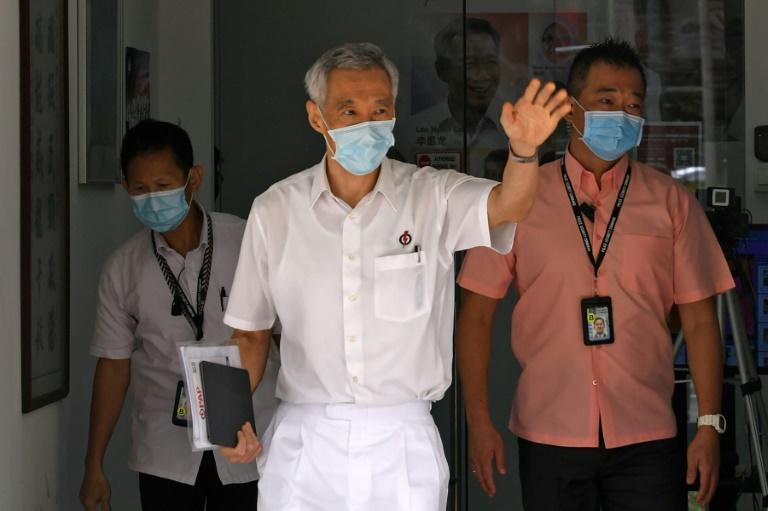 Singapore Prime Minister Lee Hsien Loong defended his decision to sue a blogger over allegations of corruption