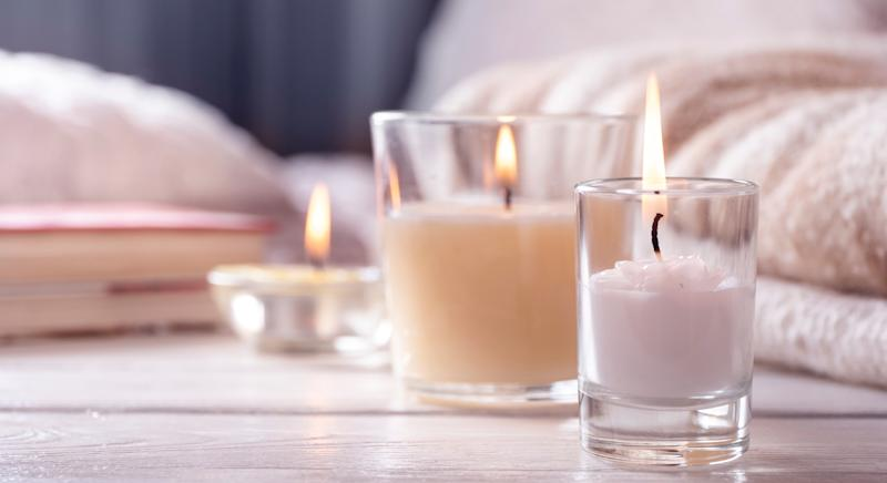 You needn't throw out that old candle - all thanks to a clever trick (Getty Images)