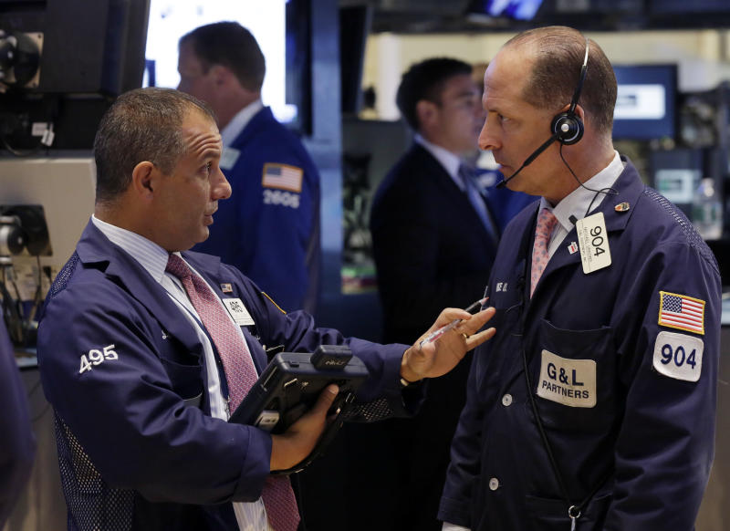 Stocks head higher for fourth day