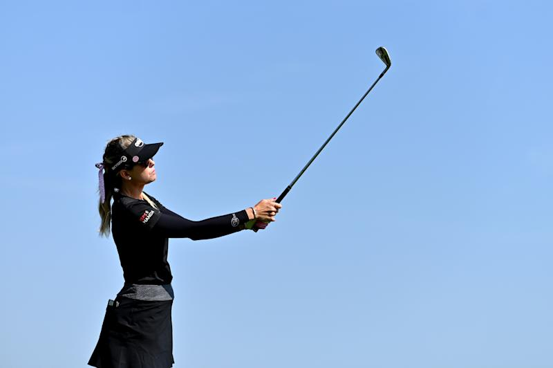 Lydia Ko out of contention after abysmal opening day of Evian Championship