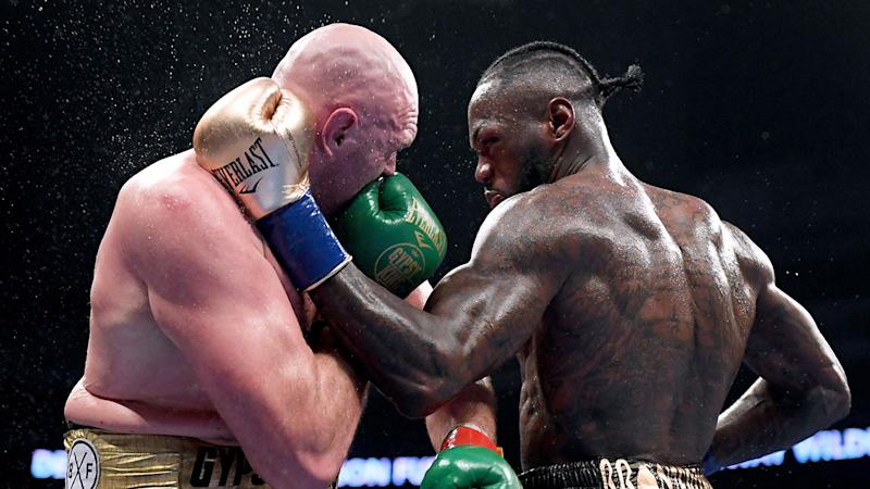 Deontay Wilder calls for Tyson Fury rematch to be held ASAP