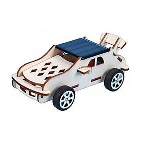 """<p><strong>Teni & Tayo</strong></p><p>blacktoystore.com</p><p><strong>$24.99</strong></p><p><a href=""""https://blacktoystore.com/product/captain-nosa-solar-powered-car/"""" rel=""""nofollow noopener"""" target=""""_blank"""" data-ylk=""""slk:Shop Now"""" class=""""link rapid-noclick-resp"""">Shop Now</a></p><p>This kit teaches kids how to construct, create and paint a real, working solar-powered car. They'll learn about construction and electricity, and, best of all, it <strong>doesn't require any screws, tools or batteries.</strong> Ages 6+</p>"""