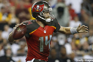 The Bucs must decide between Ryan Fitzpatrick and Jameis Winston at quarterback. Jesse Pantuosco discusses their conundrum in Tuesday's Dose